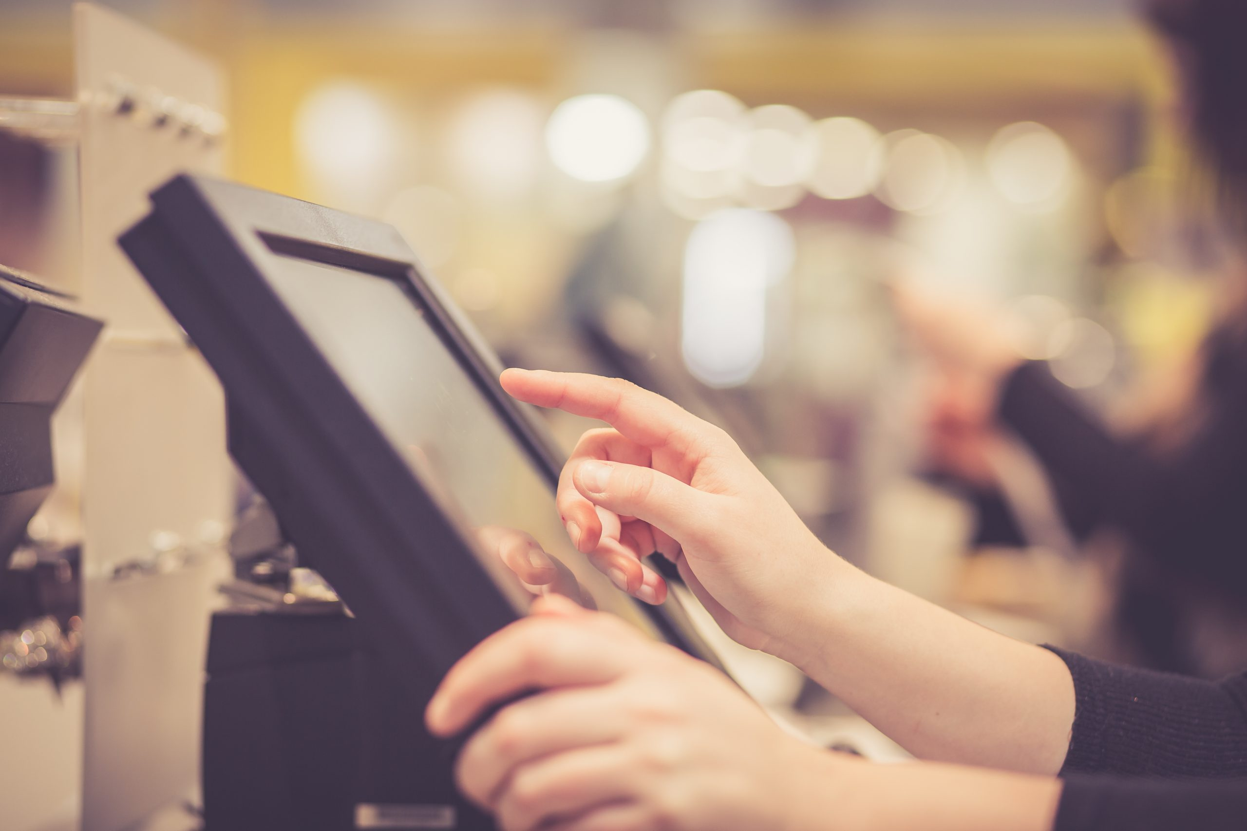 restaurant reward app using micros