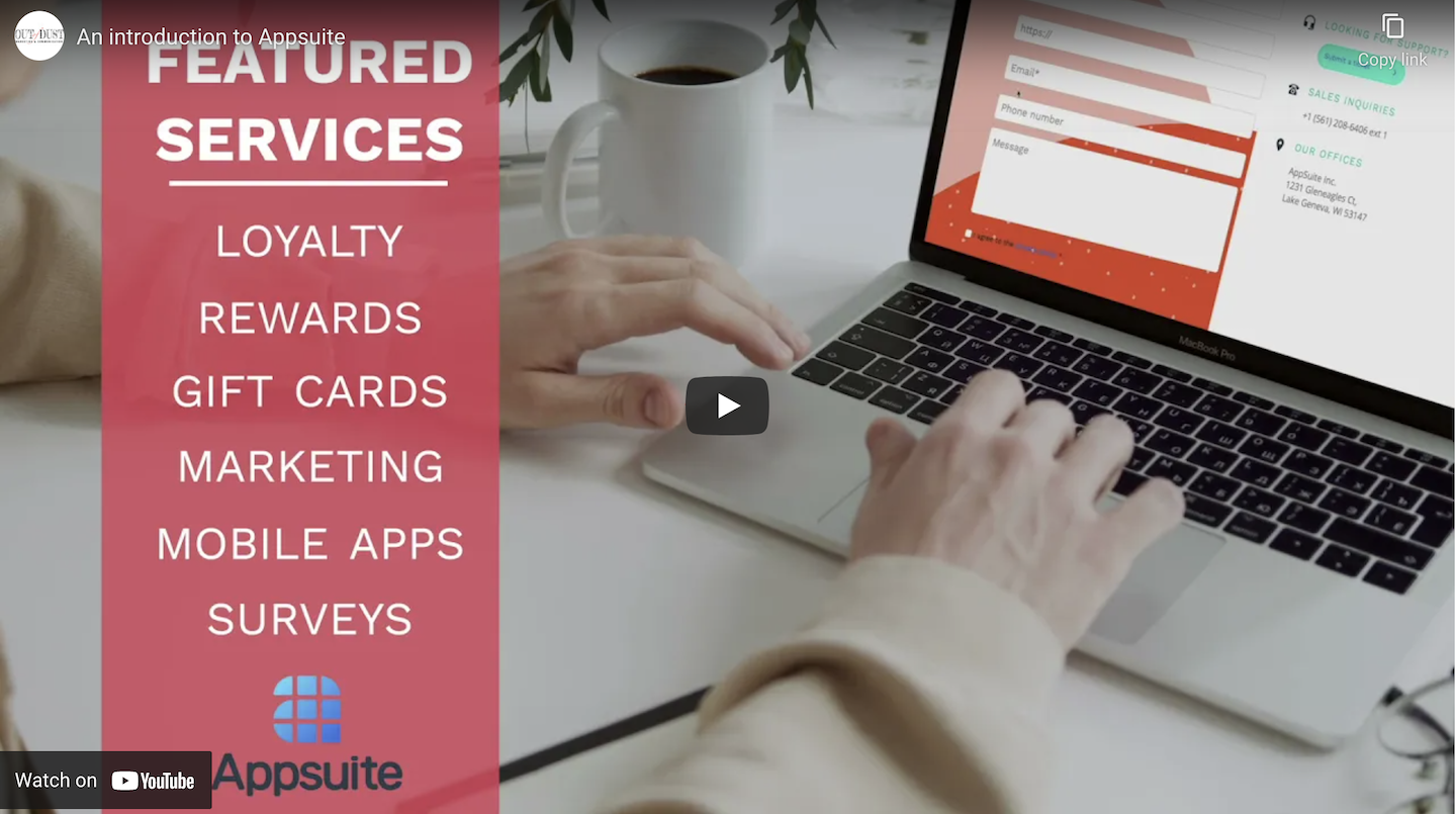 An Introduction to Appsuite